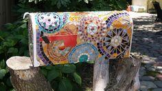 Paisley Mosaic Mailbox