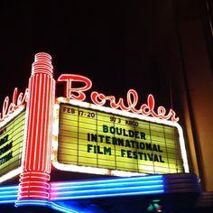 Boulder Theater, Colorado 2011 International Film Fest