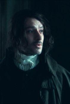 Enzo Cilenti as John Childermass in Jonathan Strange & Mr Norrell