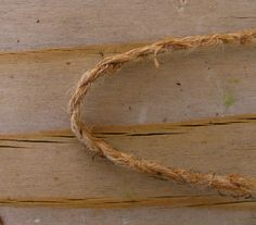 Plant Fibers for Cordage | Sustainable Living Project: