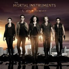 First Look at 2014 Mortal Instruments: City of Bones 16-month wall calendar from Trends International