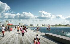 Gewinner Winning design solution: © White Arkitekter AB