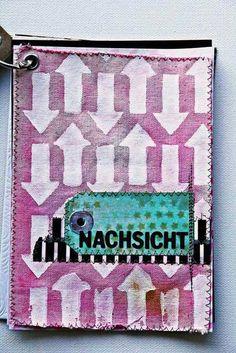 Mantra Mini mit dem Faber Castell Gelato Design Kit von Irma de Jager für www.danipeuss.de