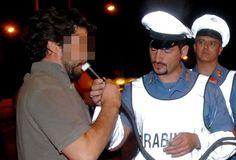 Ubriachi, drogati e senza patente causano incidenti stradali, denunciati dai Carabinieri
