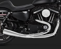 45 Best Motorcycle Exhausts for Harley Choppers, Softails