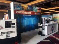 Ready to React in Emergency Weather Events?  Learn how at the Stewart & Stevenson Power Rental booth (#500) at the National #Hurricane Conference this week, April 17-20. #NHC2017