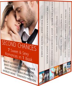 Second Chances - featuring 7 Sweet and Sexy book from 7 New Zealand authors. www.kiwiindies.com