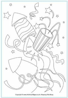 Rocket Coloring Pages And Book