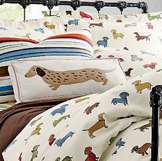 Picture Of A Dachshund: Dachshund Sheets