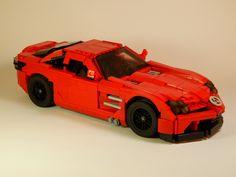 Legos, Amg Logo, Lego Wheels, Lego Racers, Lego Car, Slr Mclaren, Lego Speed Champions, Lego Ship, Lego Vehicles