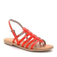 Sandales en cuir, multi-brides Gladiator Sandals, Brides, Shoes, Style, Fashion, Italy Wedding, Spike Heels, Womens Fashion, Shoe