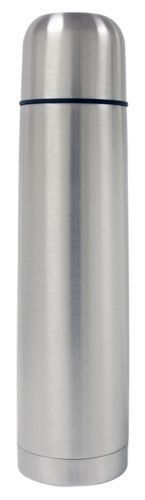 Stainless Steel Bullet Flask 1.0L Case Pack 12 - 717413 by DDI. $217.69. Stainless Steel Bullet Flask 1.0L(33 oz). Packaging: Color Gift Box. Case Pack 12 Please note: If there is a color/size/type option, the option closest to the image will be shipped (Or you may receive a random color/size/type).