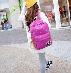 Рюкзак школьный очень модный! с пеналом.В наличии!