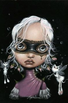 Atlantis Poster Print by Angelina Wrona Fantasy Art Magical Modern Dark Fine Art Posters, Galerie D'art, Poster Prints, Art Prints, Pop Surrealism, Fairy Art, Stretched Canvas Prints, Limited Edition Prints, Big Eyes