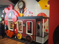 The Pauline Gandel Children's Gallery at the Melbourne Museum Melbourne Museum, Parents Room, Busy City, Play To Learn, Kid Spaces, Play Houses, Playground, Little Ones, Toy Chest