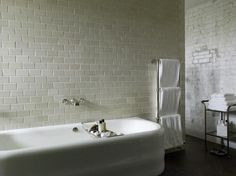 Steal This Look: Soho House Berlin Bath : Remodelista