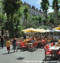 Grande villes, Toulon, place Puget