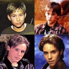 J.T.T, Brad Renfro, Devin Sawa, and Jonathan Brandis. I had posters of them on my wall.......so sad that both Brad and Jonathan B have passed away