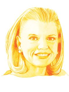 IBM CEO Ginni Rometty is a Time 100 2012 most influential  - and Top Techie!