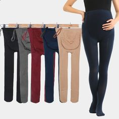 The belly pregnant tights maternity hosiery elastic strap stocking pants is o casual and loose you will like it. #maternitypants #maternityloosepants #maternitybottom Maternity Tights, Winter Maternity Outfits, Spring Maternity, Winter Outfits, Skins Leggings, Clothes For Pregnant Women, Cute Underwear, Cheap Leggings, Pants Outfit