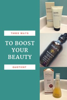 Three Ways To Boost Your Beauty Quotient
