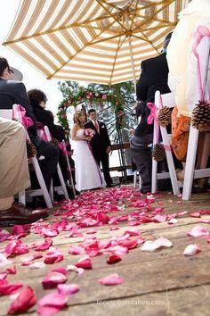 a lakeview wedding - Gar Woods Grill & Pier