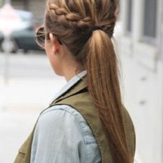 Good casual hairstyle