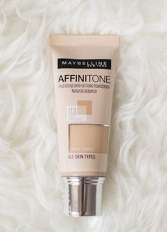 Kupuj mé předměty na #vinted http://www.vinted.cz/kosmetika-a-prislusenstvi/dekorativni-kosmetika-kosmetika/16238173-make-up-maybelline-affinitone-light-sand-beige