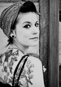 Mulheres tatuadas