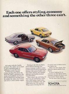 1972 Toyotas