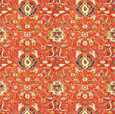 Flying Carpet fabric by amyvail on Spoonflower - custom fabric.  This will make a witty wallpaper.