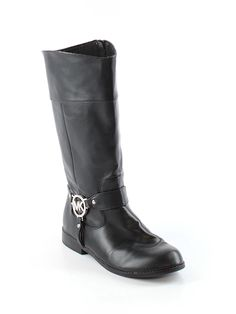 These MICHAEL by Michael Kors boots are like motorcycle style that grew up chic.