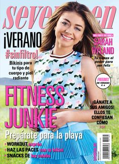 Sarah Hyland portada Junio 2015