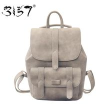 3157 fashion women leather backpack for teengaers girls famous designer cute school bags ladies high quality female backpacks Cute School Bags, School Bags For Girls, Vintage Girls, Pu Leather, Fashion Backpack, Shoulder Bag, Famous Designer, Lady, Womens Fashion