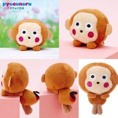 Monkichi淘氣猴吉祥物公仔  價錢: HK$80  尺寸: L:7cm x W:9cm x H:6cm  顏色: (棕色)  功能: )收藏 )裝飾  特點: )淘氣猴造型 )十分可愛 )炫耀拍照  #hoebuy #hoebuySanrio #Japan #Monkichi #Rag-Doll #日本直送 #日本代購  歡迎前往我地網站選購