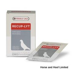 Versele Laga Oropharma Recup-Lyt Pigeon Supplement 240g Versele Laga Oropharma Recup-Lyt is a unique blend of…