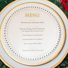 Brides.com: 50 Ways to Save $500. 22. Make Your Menu Work for You Who says you need a lengthy dinner menu? Serve just one delicious meat entrée and fill the rest of your menu with less pricey options. Pasta dishes and vegetable sides are crowd-pleasing and wallet-friendly!