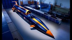You might have heard of it, but just in case you haven't, here's the 1,000mph…