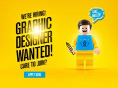 """We're Hiring Ad 