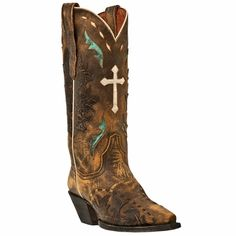 I want these. I love me some cowboy boots!