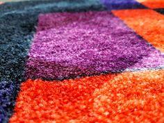 Amazon.de:Kundenrezensionen: DECO-MAT │ MODERNE / GELB-ORANGE… Orange, Shag Rug, Designer, Rugs, Home Decor, Blue, Shaggy Rug, Farmhouse Rugs, Decoration Home
