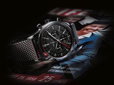 Transocean Chronograph GMT, la nueva joya de Breitling