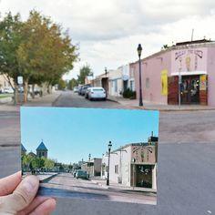 Mesilla, New Mexico | April 1979 & October 2014