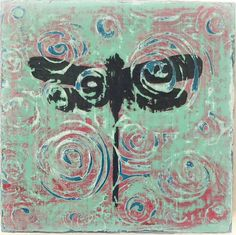 SPIRITED DRAGONFLY      An original painting by Heather by PALOHE, $25.00