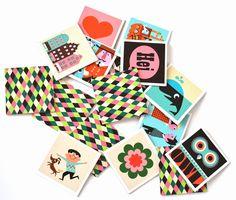 Lovely #memory by #Ingela P #Arrhenius from www.kidsdinge.com https://www.facebook.com/pages/kidsdingecom-Origineel-speelgoed-hebbedingen-voor-hippe-kids/160122710686387?sk=wall