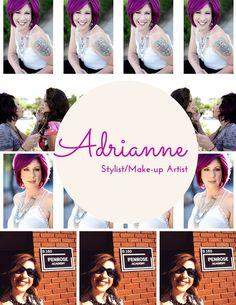 Stylist Adrianne