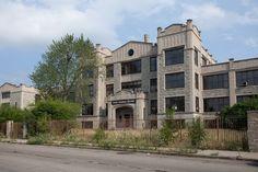 Detroiturbex.com - Highland Park High School / Junior College / Career Academy