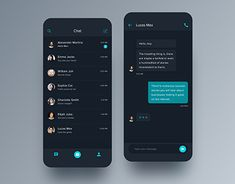 The new cool theme and colour in messenger is here Themes App, Cool Themes, Mobile Mockup, Mobile App Ui, App Ui Design, Interface Design, Web Mockup Free, Ui Design Inspiration, Screen Design