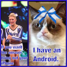 You would only get this if you have heard Cheer Athletics Wildcats 2013 music.