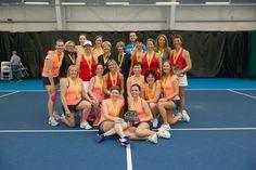 Montreal women's tennis interclub league: women who love to compete!